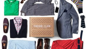 Trunk with selections