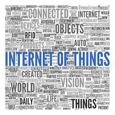 Internet of Things words only