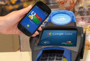 Payment by Google Wallet